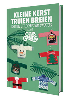 Knitting Little Christmas sweaters book